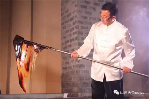 东阿阿胶秦玉峰:创新是最好的传承,信仰让阿胶文化千年不息