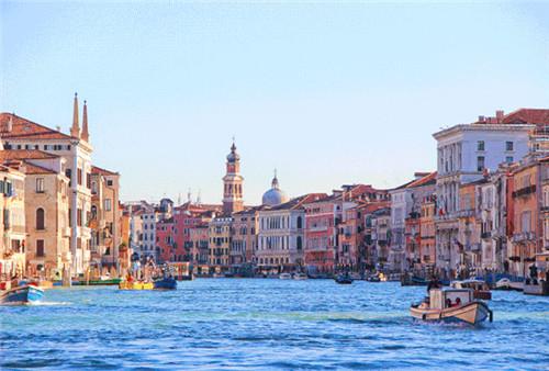 金日Day1:徜徉浪漫水都威尼斯,体会老城的魅力与繁华