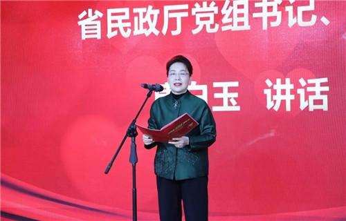 """湖南省""""迎新春送温暖献爱心""""活动举行,绿之韵捐赠233万助力脱贫攻坚"""
