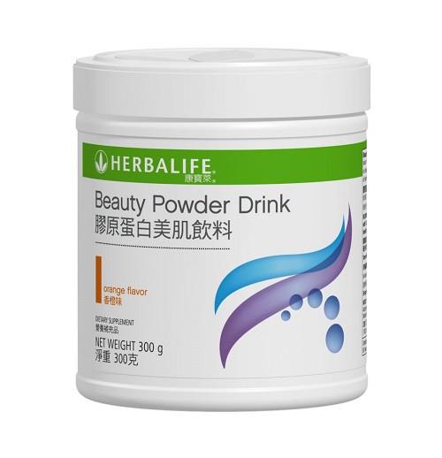 康宝莱胶原蛋白美肌饮料上市 助力健康美肌