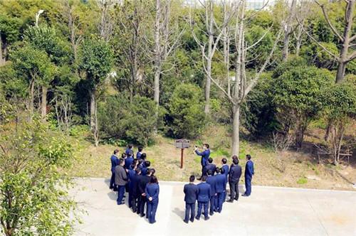 安惠董事长陈惠和您一起畅游院士专家生态林