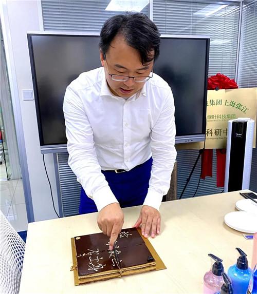 两载风华,深耕不辍——绿叶上海科研中心成立两周年