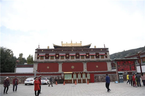 金诃藏有引力藏式康养小院大美青海旅游研讨会 (一)