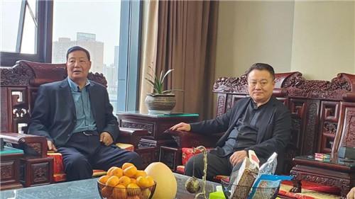 金诃藏药创始人艾措千赴宁波考察康养小院