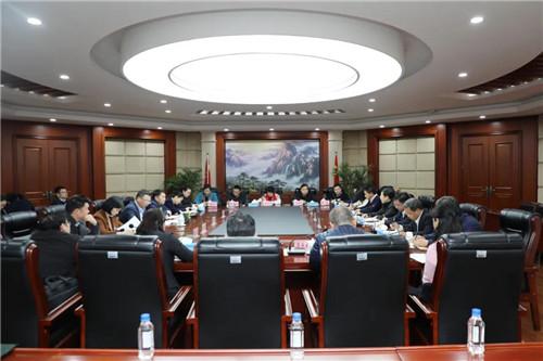 湖南大学工商管理学院党委书记夏树人一行调研绿之韵等企业
