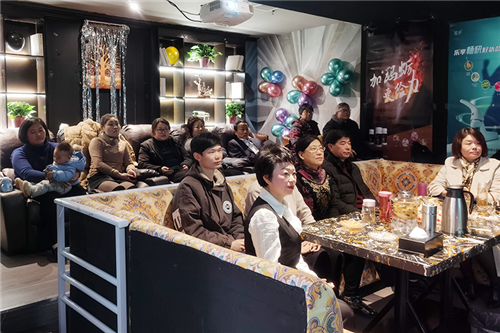 新时代:安徽地区持续开展春节团拜活动